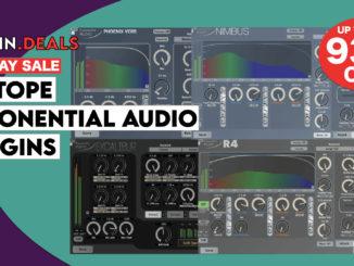 Exponential Audio Phoenixverb Excalibur
