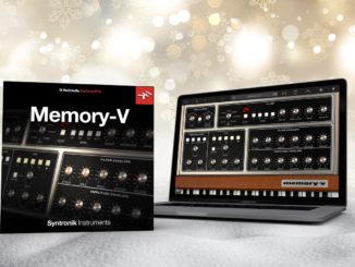 IK Multimedia Syntronik Memory-V