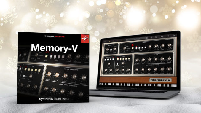 IK Multimedia Syntronik Memory-V
