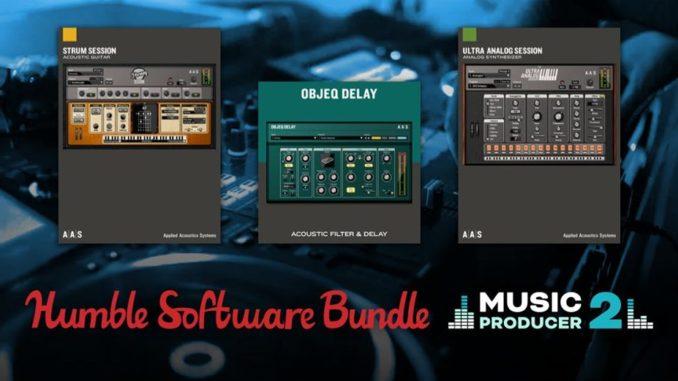 Humble Software Bundle Music Producer 2