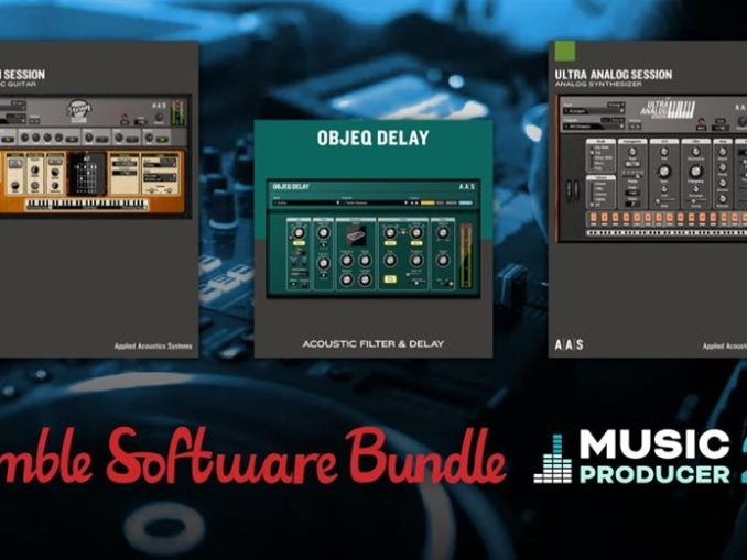 Humble Software Bundle Music Producer 2