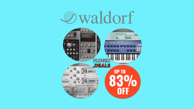 Waldorf Synthesizer Plugins