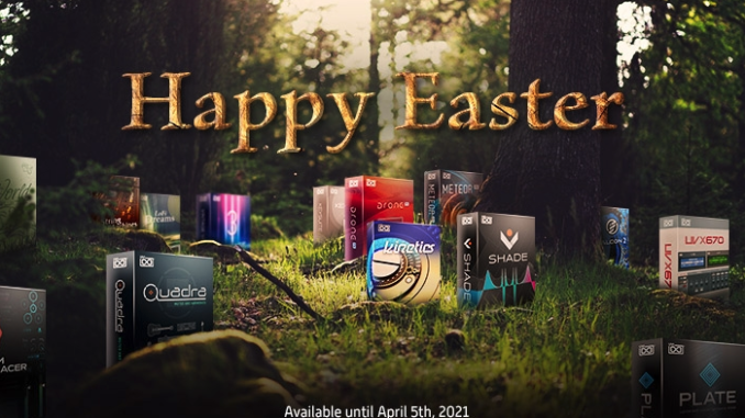 UVI Easter Sale