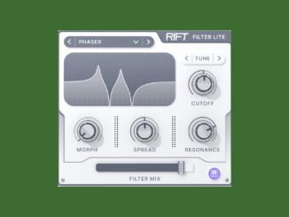 Minimal AUdio Rift Filter Lite