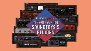 Soundtoys 5 Plugin bundle