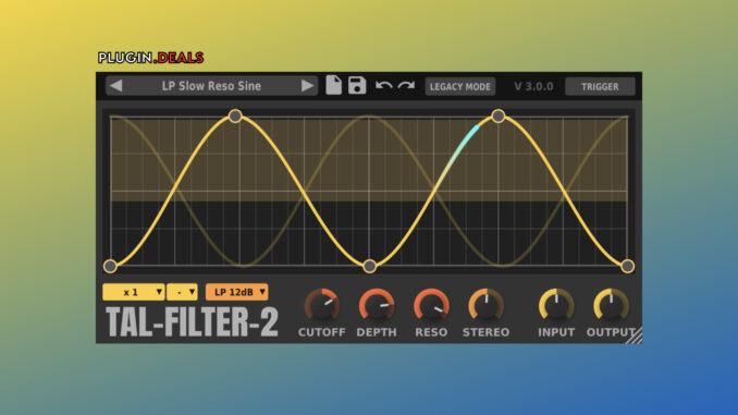 TAL-Filter-2 3.0
