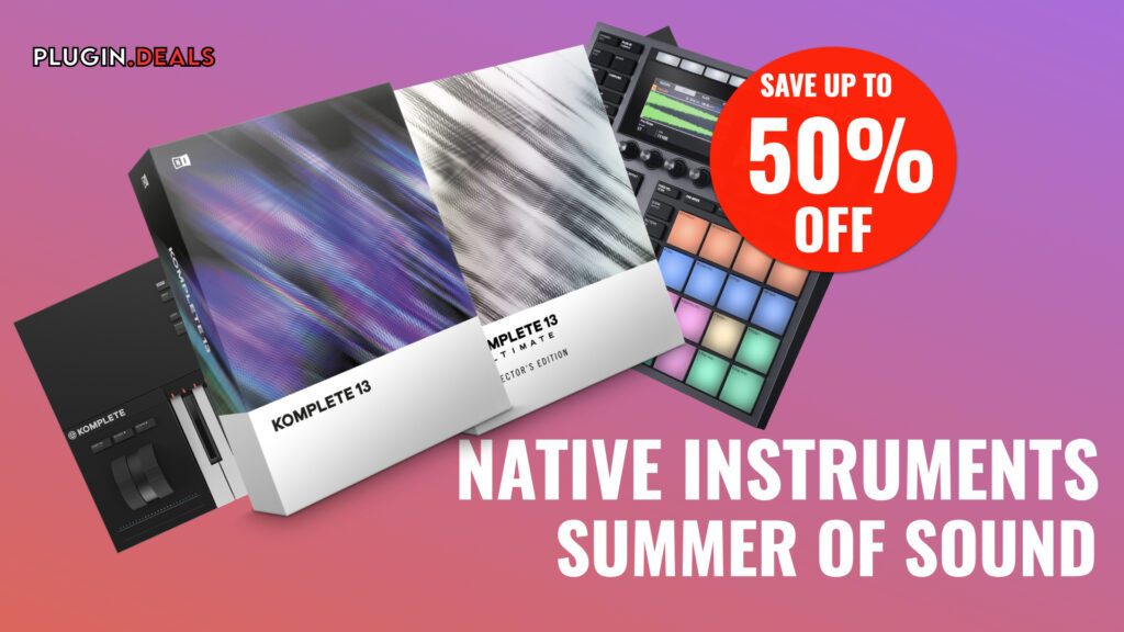 Native Instruments Summer of Sound