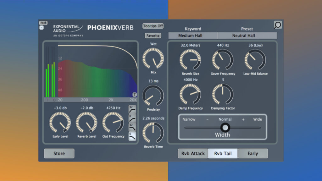Exponential Audio PhoenixVerb free