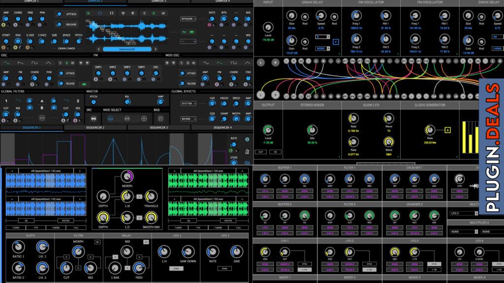 Glitchmachines Sound Design Bundle