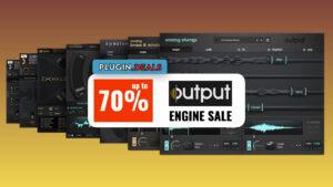 Output engine sale
