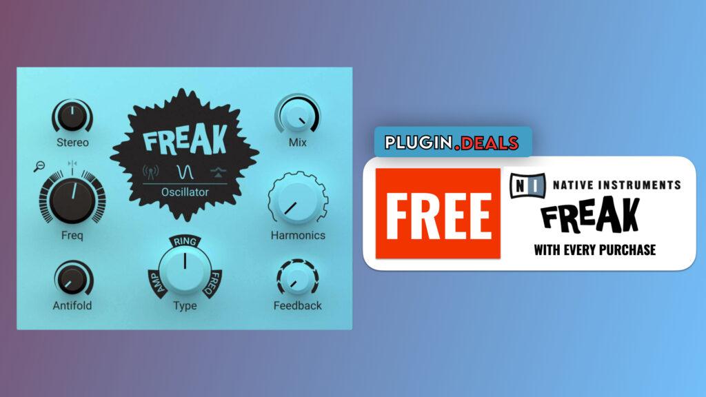 Native Instruments Freak free