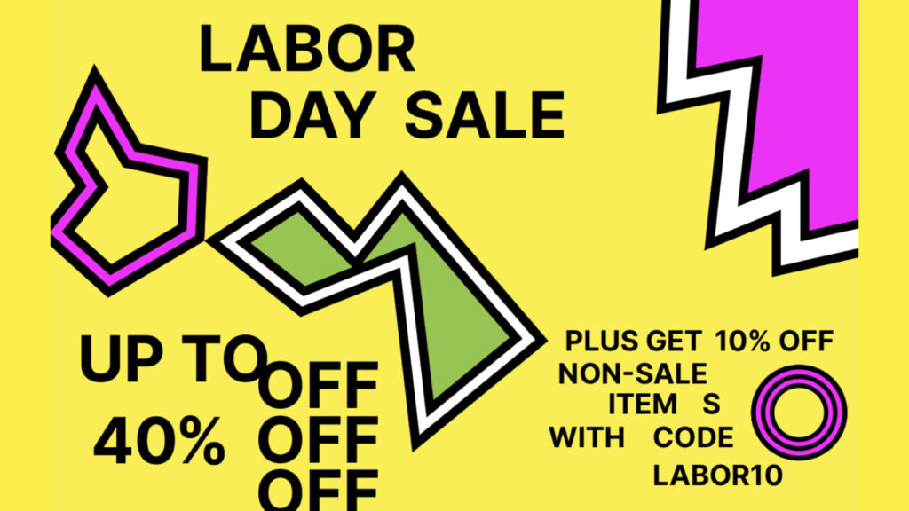 Perfect Circuit Labor Day Sale