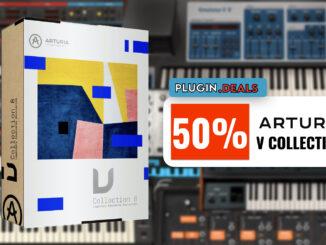 Arturia V Collection 8 sale