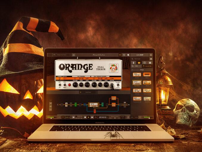 IK Multimedia Orange Dual Terror free plugin